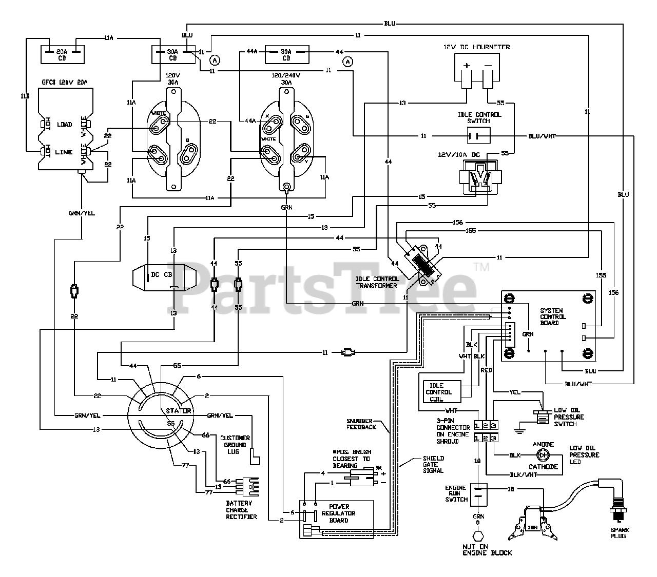 Wen Power Generator Wiring Diagram