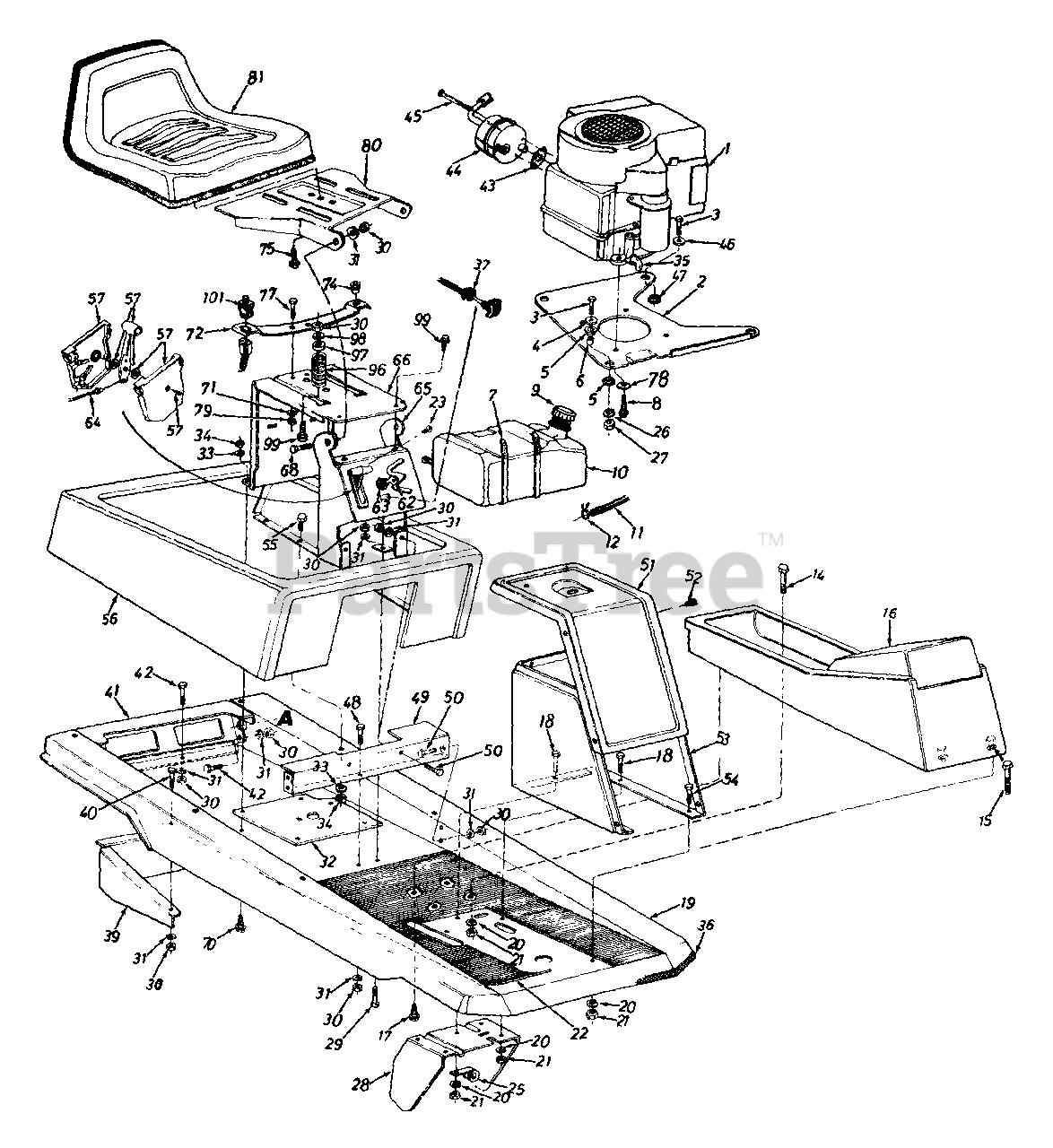 Mtd 134b560b000
