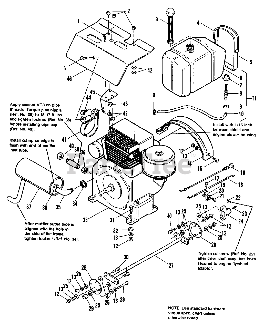Simplicity Wiring Diagram