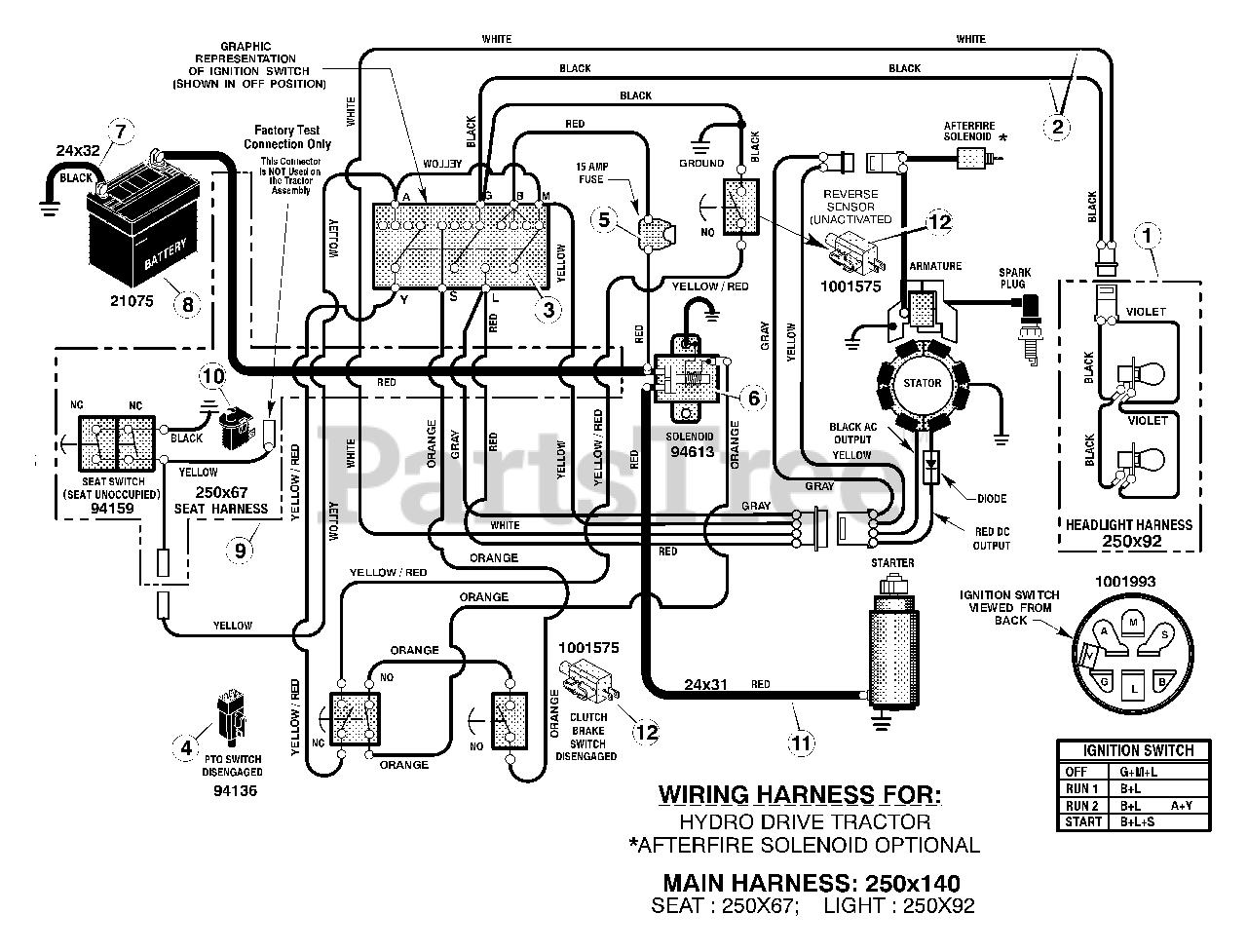 Briggs Amp Stratton X99c