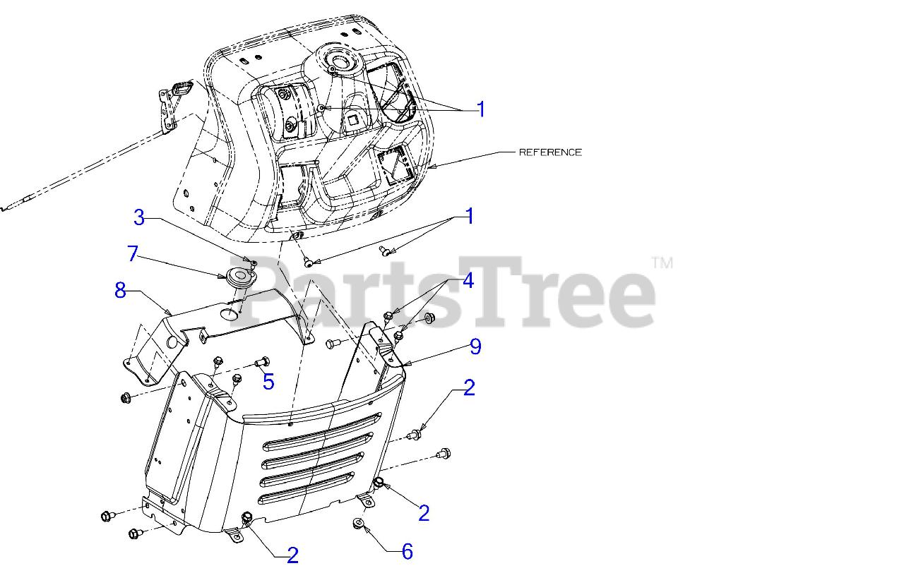 Craftsman 247 13a278xs099