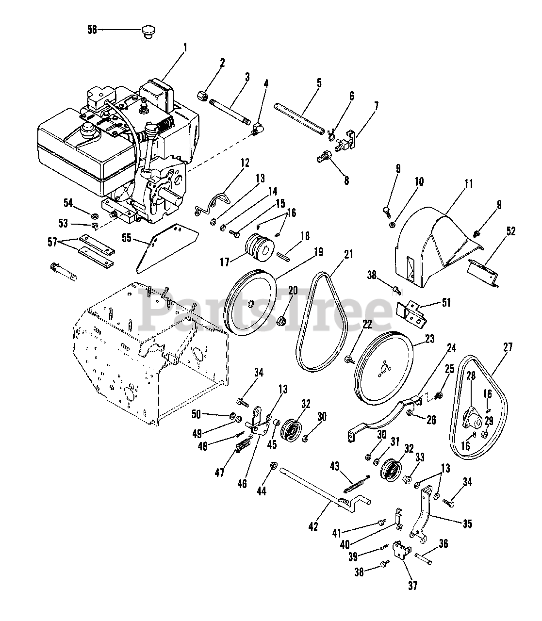 Ariens St 824