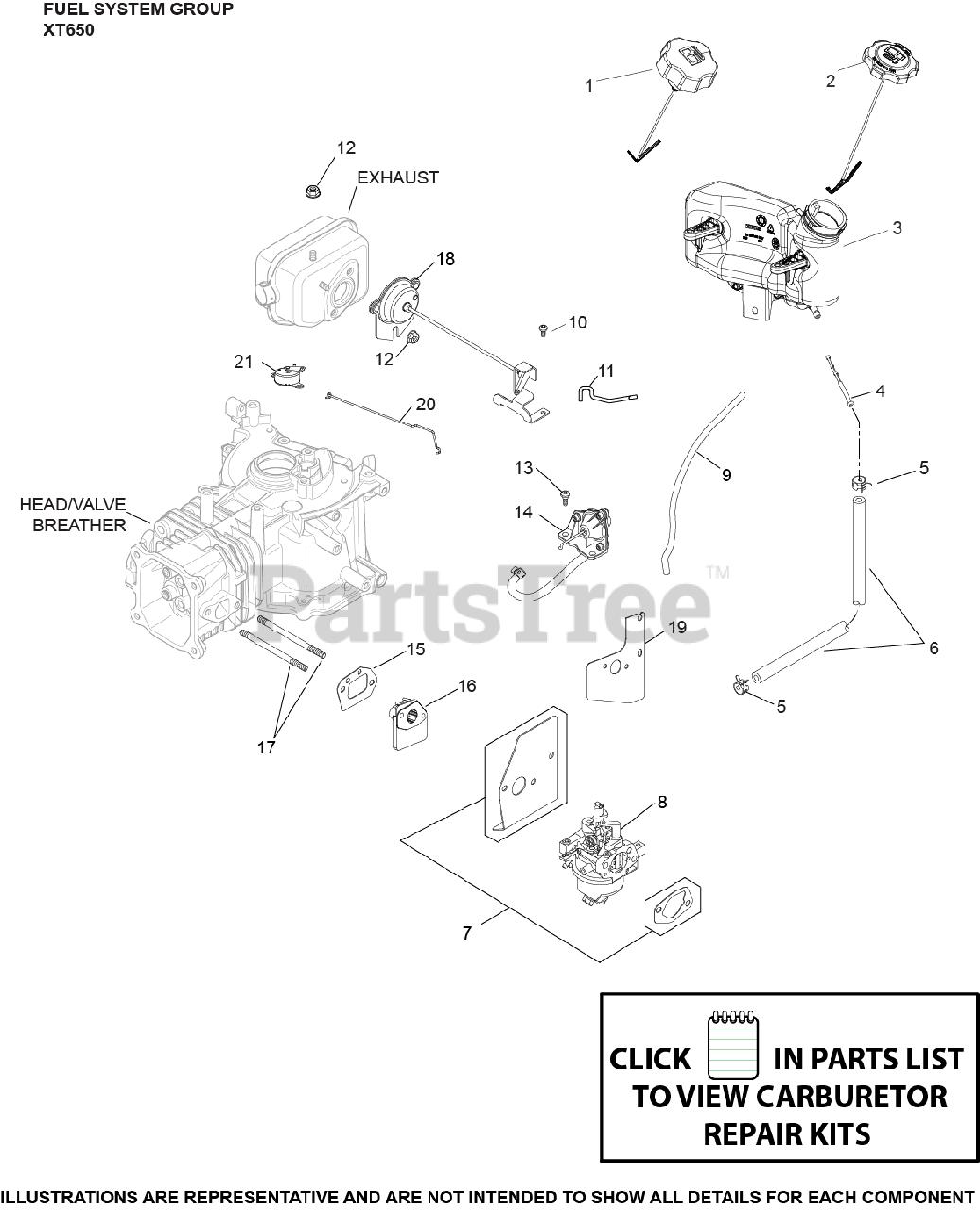 Kohler Xt650