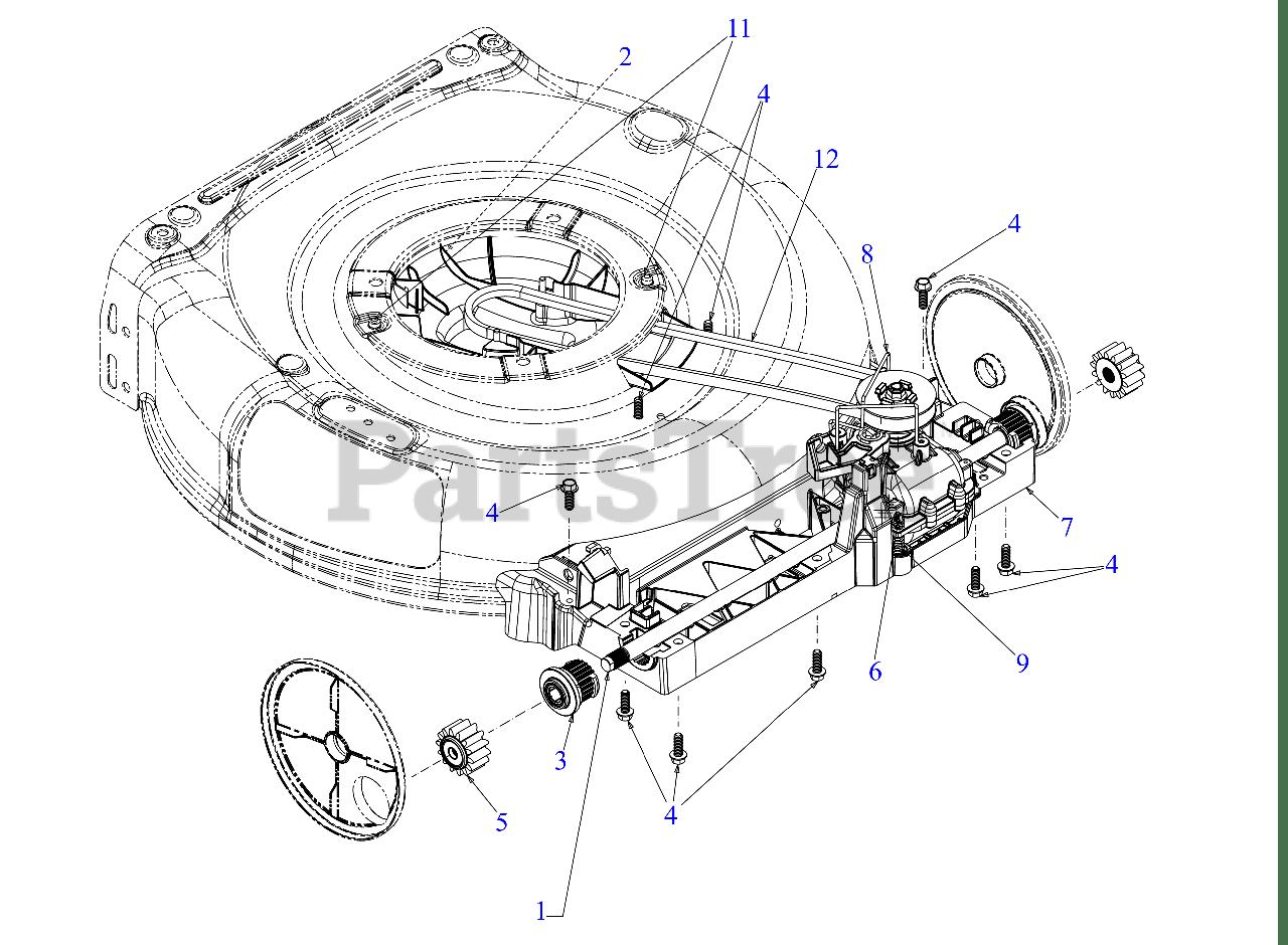 Craftsman Cmxgmam 12avb2r