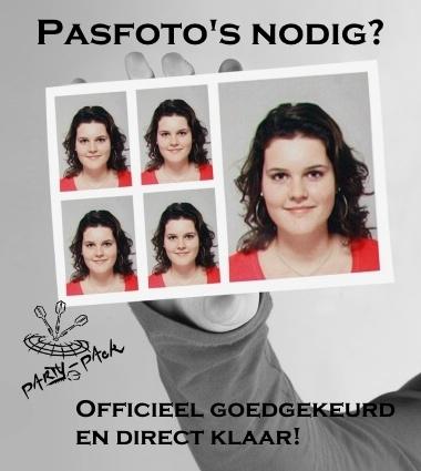 Pasfoto's Zundert