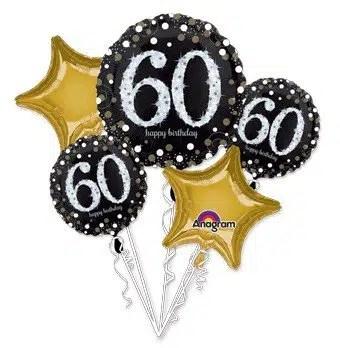 SPARKLING 60 BIRTHDAY