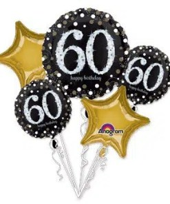 SPARKLING 60 BIRTHDAY