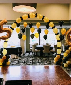 balloon party package
