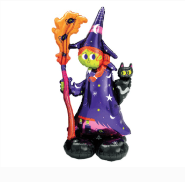 scary witch airloonz