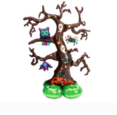 creepy halloween tree airloonz