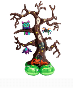 creepy halloween tree airloonz