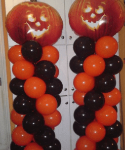 Halloween Balloon Column B
