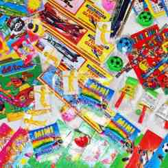 100 Pinata Toys - Party Bag Fillers