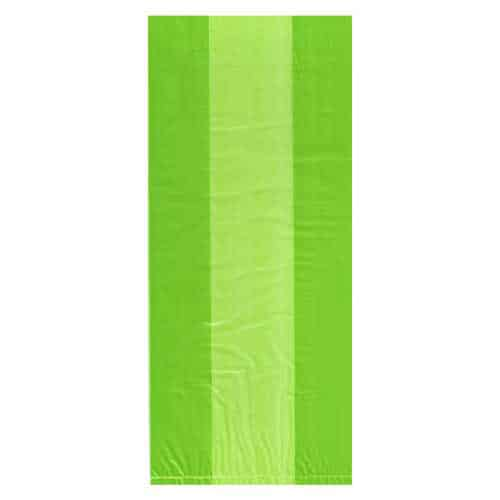 Clear-Green-Party-Bags