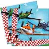 Disney Planes Napkins 16pk