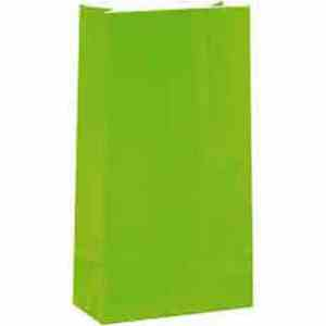 Paper-bags-Lime-Green