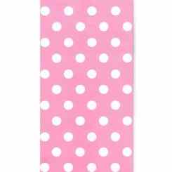 Pink-Polka-Paper-Bag