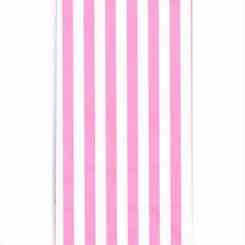 Pink Stripe Paper Party Bags – Pink Gift Bags