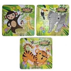 Mini Jungle Jigsaw Puzzles – Party Bag Ideas