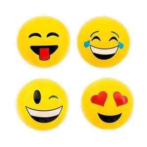 Emoji-Beach-Balls