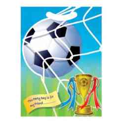 Football Party Bags - Football Goodie Bags