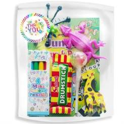 Pre Filled Party Bags - Jungle Party Bag Ideas
