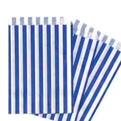 Pick n Mix Bags - Dark Blue Paper Party Bags