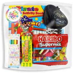 Pre Made Pirate Party Bags – Pirate Party Ideas