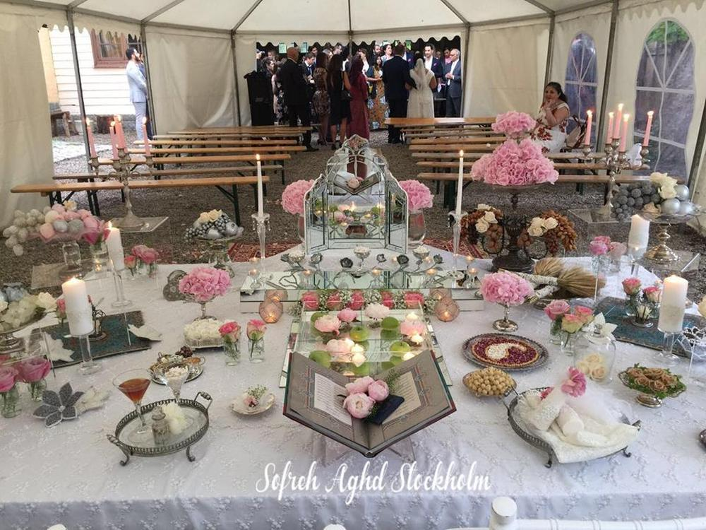Sofreh Aghd Stockhom Persian Wedding And Party Services