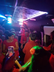 Party Bus Booking