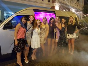 Bachelorrate Party Bus