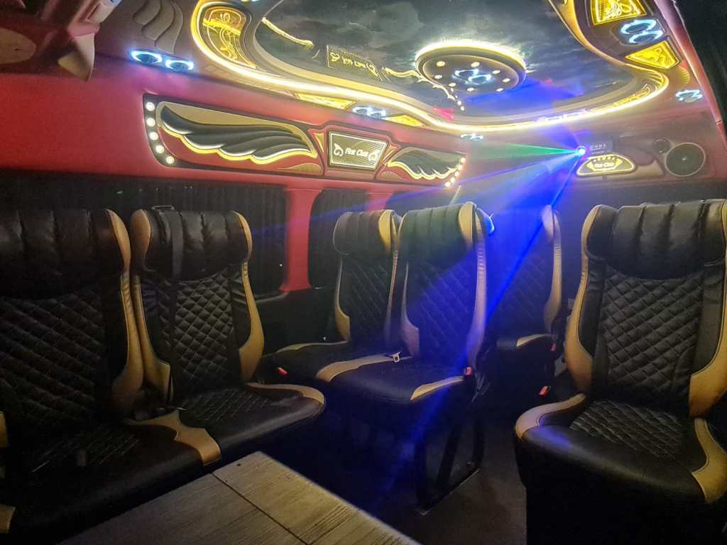Standard Party Bus