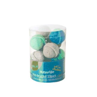 Bubbly Bubbles minibruisballen 10+2 pack