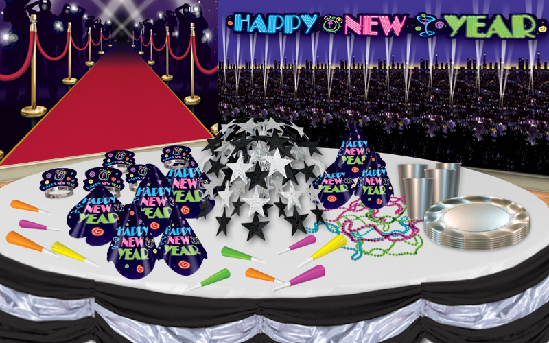 nye party new year themes