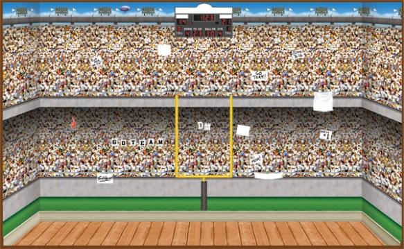 Sports Stadium Insta Theme