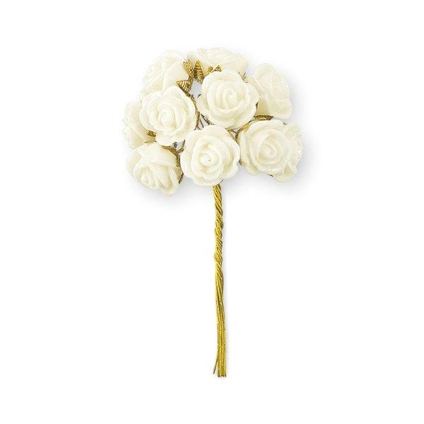 Roselline avorio (120 pezzi)-0
