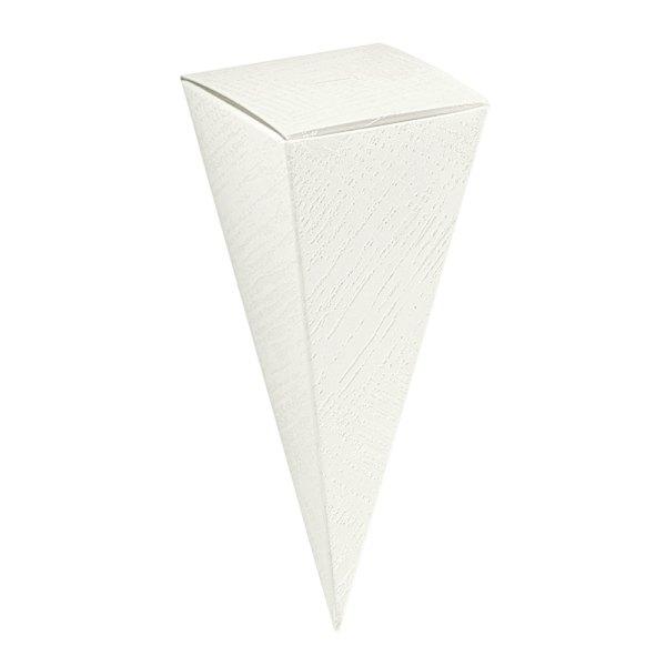 Cono Tela bianco (10 pezzi)-0