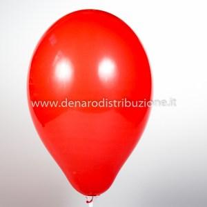 """Palloncino Tondo Rosso Scuro Pastello 10""""/25 cm. (25 Pezzi)-0"""