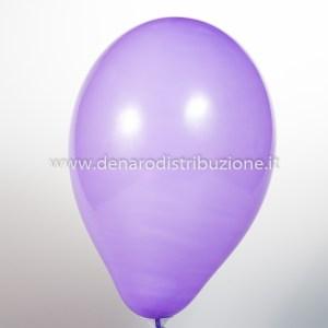 """Palloncino Tondo Lavanda Pastello 10""""/25 cm. (25 Pezzi)-0"""