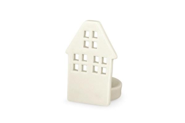 Bomboniera casa porta t-light con scatola STOCK-0