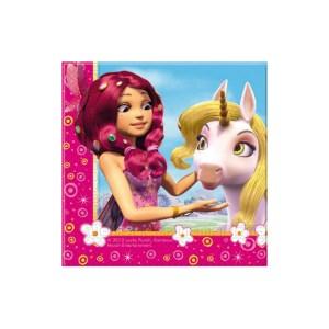 Tovaglioli Mia and Me Disney | 33 x 33 cm (20 pz)-0