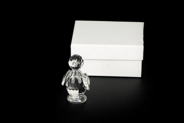 Pinguino Cristallo con scatola STOCK-0
