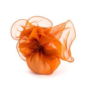 Centrino tondo Arancio stock-0