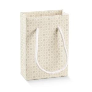 SHOPPER BOX CON CORDINO 13 X 7 X 18 CM (10 PZ) | BLOOM TORTORA-0