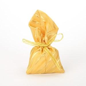 Sacchetto Giallo oro con Tirante STOCK-0