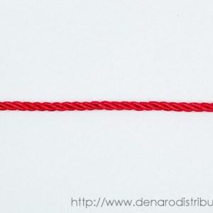 A9-Cordoncino 3 capi Rosso