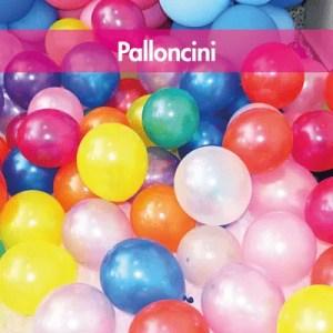 Palloncini colorati e originali