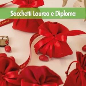 Sacchetti Laurea e Diploma