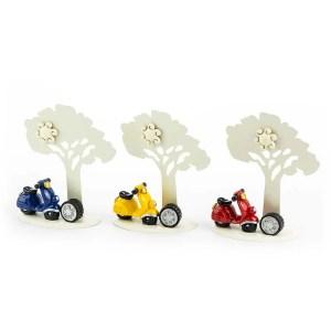 bomboniera albero moto - Denaro distribuzione