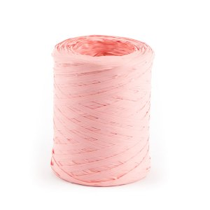 Nastro Rafia rosa cipria